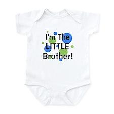 I'm The Little Brother! Infant Bodysuit
