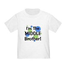 I'm The Middle Brother! T