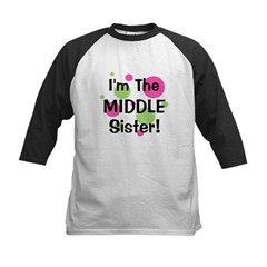 I'm The Middle Sister! Tee