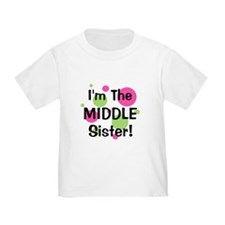 I'm The Middle Sister! T