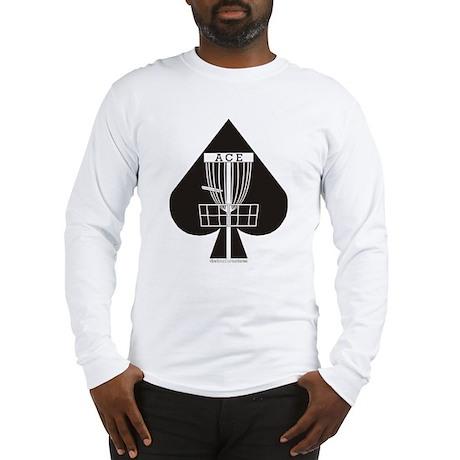 Disc Golf ACE Long Sleeve T-Shirt