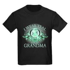I Wear Teal for my Grandma T