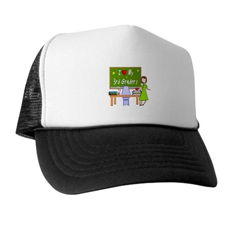 Teachers Trucker Hat