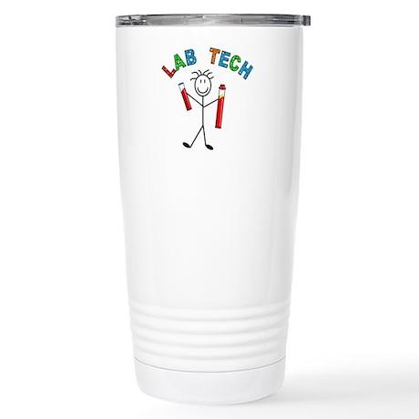 Microbiology/Lab Stainless Steel Travel Mug