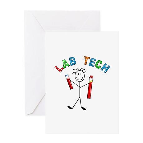 Microbiology/Lab Greeting Card