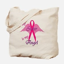 Unique Pancreatic cancer grandma Tote Bag
