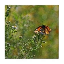 Viceroy Butterfly Tile Coaster