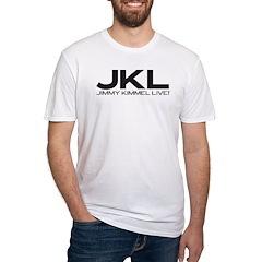 JKL Logo Fitted T-Shirt