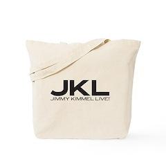 JKL Logo Tote Bag