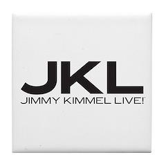 JKL Logo Tile Coaster