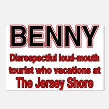 Cute Benny Postcards (Package of 8)