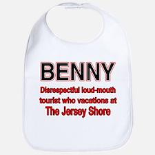Cute Benny Bib