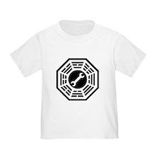 DHARMA Motorpool Toddler T-Shirt