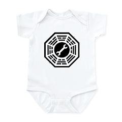 DHARMA Motorpool Infant Bodysuit