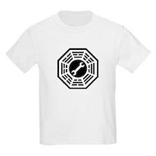 DHARMA Motorpool Kids Light T-Shirt