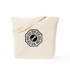 DHARMA Motorpool Tote Bag