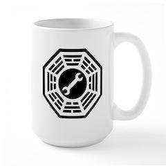 DHARMA Motorpool Mug