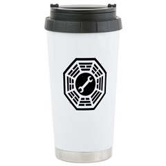 DHARMA Motorpool Travel Mug