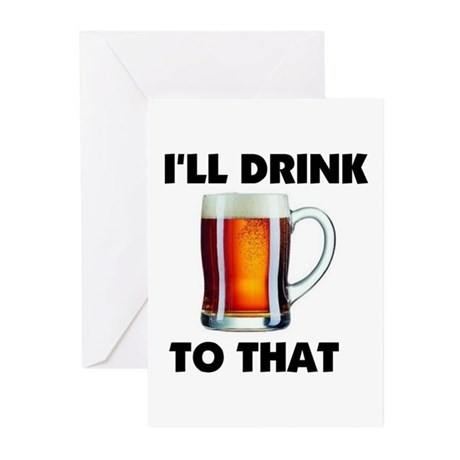 WHO'S BUYING ? Greeting Cards (Pk of 20)