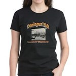 Dominguez High Senior Square Women's Dark T-Shirt