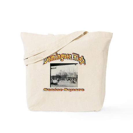 Dominguez High Senior Square Tote Bag