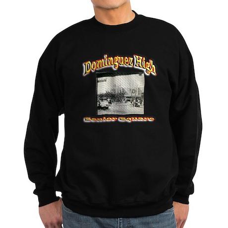 Dominguez High Senior Square Sweatshirt (dark)