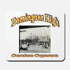 Dominguez High Senior Square Mousepad