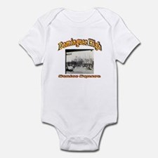 Dominguez High Senior Square Infant Bodysuit