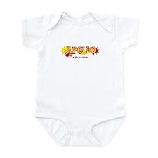 Apollo Bar Infant Bodysuit