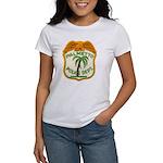 Palmetto Florida Police Women's T-Shirt