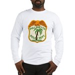 Palmetto Florida Police Long Sleeve T-Shirt