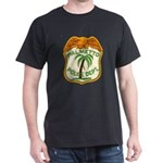 Palmetto Florida Police Dark T-Shirt