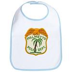 Palmetto Florida Police Bib