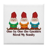 Gnome Drink Coasters