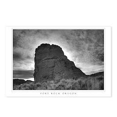 Fort Rock Oregon Postcards (Package of 8)
