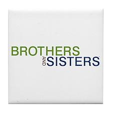 B&S Logo Tile Coaster