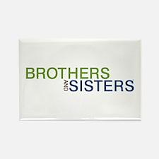 B&S Logo Rectangle Magnet