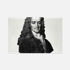 Voltaire Rectangle Magnet