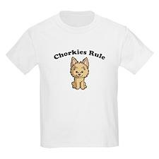 Chorkies Rule T-Shirt