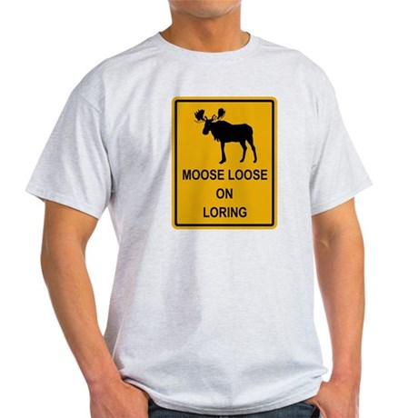 Moose Loose Light T-Shirt