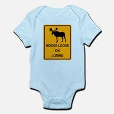 Moose Loose Infant Bodysuit