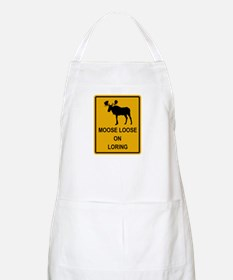 Moose Loose Apron