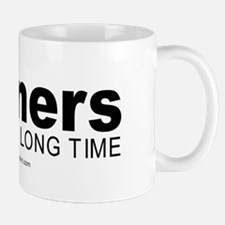 Runners keep it up for hours -  Mug