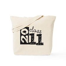class 2011 Tote Bag