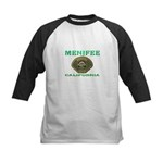 Menifee California Police Kids Baseball Jersey