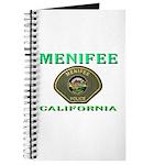 Menifee California Police Journal