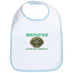 Menifee California Police Bib