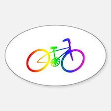 Biking Decal