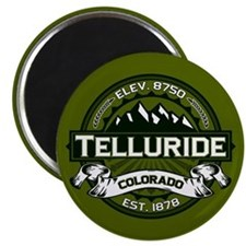 Telluride Olive Magnet