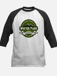 Winter Park Olive Tee